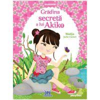 5948489351693_001w Carte Gradina secreta a lui Akiko, Editura DPH