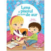 5948489351709_001w Carte Lena si pisoiul cu ochii de aur, Editura DPH