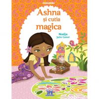5948489351723_001w Carte Ashna si cutia magica, Editura DPH