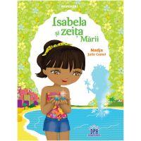 5948489351747_001w Carte Isabela si zeita marii, Editura DPH
