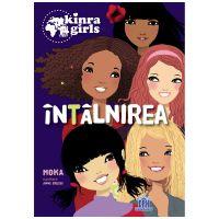 5948489352942_001w Carte Kinra vol. I - Intalnirea, Editura DPH