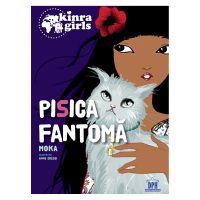 5948489352959_001w Carte Kinra vol. II - Pisica fantoma, Editura DPH