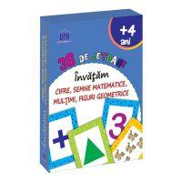 5948489353437_001w Carte Editura DPH, Invatam cifre, Semne matematice, Figuri Geometrice