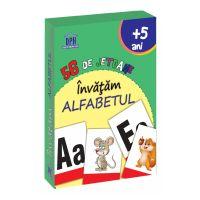 5948489353444_001w Carte Editura DPH, Invatam alfabetul, 56 jetoane