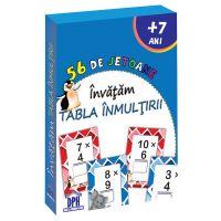 5948489353451_001w Jetoane invatam tabla inmultirii, Editura DPH