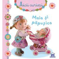 5948489354151_001w Carte Maia si papusica, Editura DPH