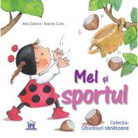 5948489354311_001w Carte Mel si sportul, Editura DPH
