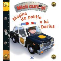 5948489354847_001w Carte Masina de politie a lui Darius, Editura DPH