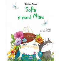 5948489355097_001w Carte Sofia si pisoiul Miau, Editura DPH