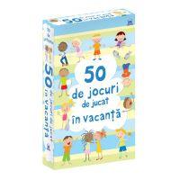 5948489356087_001w Carte Editura DPH, 50 de jocuri de jucat in vacanta