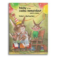 5948489356117_001w Carte Nicky si un cadou nemaivazut…pentru mama, Editura DPH