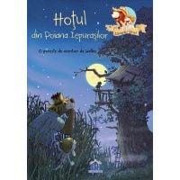 Carte Hotul din poiana iepurasilor, Editura DPH