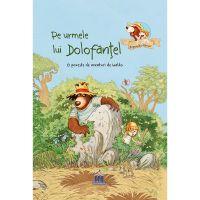5948489356193_001w Carte Pe urmele lui Dolofantel, Editura DPH