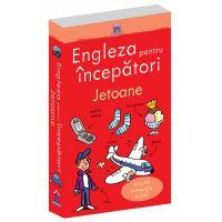 5948489356391_001w Jetoane Engleza pentru incepatori - format nou, Editura DPH