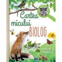 5948489356438_001w Carte Cartea micului biolog, Editura DPH