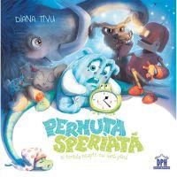 5948489357015_001w Carte Pernuta speriata, Editura DPH