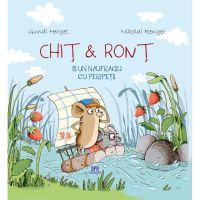 Carte Chit & Ront si un naufragiu cu peripetii, Editura DPH