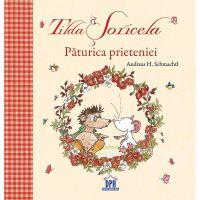 5948489357985_001w Carte Tilda Soricela - Paturica prieteniei, Editura DPH