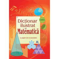 5948489358241_001w Carte Dictionar ilustrat de matematica, Editura DPH
