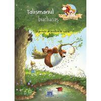 5948489358302_001w Carte Talismanul buclucas, Editura DPH