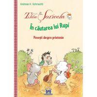 5948489358395_001w Carte Tilda Soricela - In cautarea lui Rupi, Editura DPH