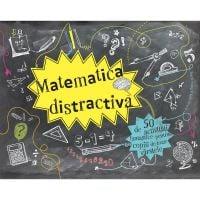 Carte Matematica distractiva 50 de activitati fantastice, Editura DPH