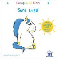5948489358838_001w Carte Emotiile lui Noni - Sunt trist! Editura DPH
