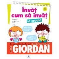 5948489358890_001w Carte Invat cum sa invat la scoala, Editura DPH