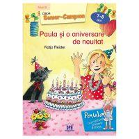 5948489358913_001w Carte Paula si o aniversare de neuitat - nivel 3, Editura DPH