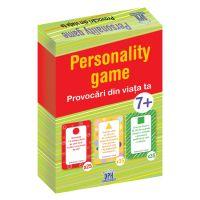 5948489359057_001w Joc educativ Editura DPH, Personality Game, Provocari din viata