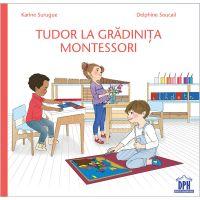 5948489359705_001w Carte Tudor la gradinita Montessori, Editura DPH