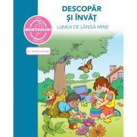 5948489359804_001w Carte Descopar si invat lumea de langa mine - dupa metoda Montessori, Editura DPH