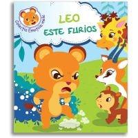 5948495000004_001w Carte Leo este furios, Editura DPH