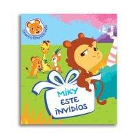 5948495000011_001w Carte Miky este invidios, Editura DPH