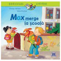5948495000356_001w Carte Max merge la scoala, Editura DPH