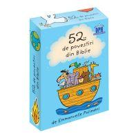5948495000387_001w Carte Editura DPH, 52 de povestiri din biblie