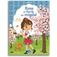 5948495000585_001w Carte Rosa si florile de migdal, Editura DPH