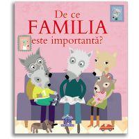 5948495000660_001w Carte De ce familia e importanta, Editura DPH