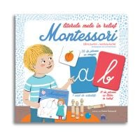 5948495001414_001w Carte Editura DPH, Literele mele in relief Montessori