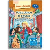 5948495001544_001w Carte Paula pleaca in excursie - nivel 3, Editura DPH