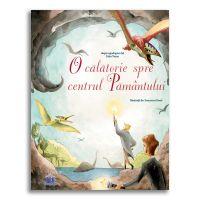 5948495001865_001w Carte O calatorie spre centrul Pamantului, Editura DPH