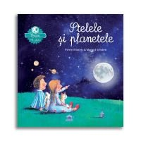 5948495002053_001w Carte Vreau sa stiu - Stelele si planetele, Editura DPH