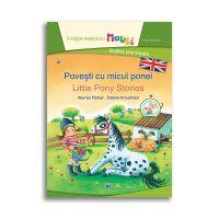 5948495002176_001w Carte Povesti cu micul ponei - Bilingv, Editura DPH