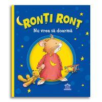 5948495002428_001w Carte Ronti Ront nu vrea sa doarma, Editura DPH