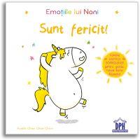 Carte Emotiile lui Noni - sunt fericit, Editura DPH