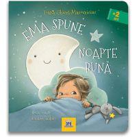 Carte Ema spune noapte buna, Editura DPH