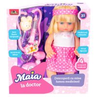 5949033916078 INT6078_001w Papusa Maia la doctor