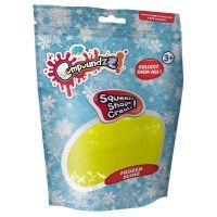 482921_001w Punguta cu pasta modelatoare Compoundzz, Frozen Slime, Galben