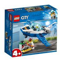 LEGO® City - Avionul politiei aeriene (60206)