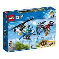 LEGO® City Urmarirea cu drona a politiei aeriene (60207)